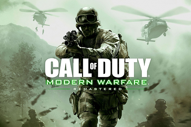 Call of Duty: Modern Warfare Remastered ya tiene fecha en PS4