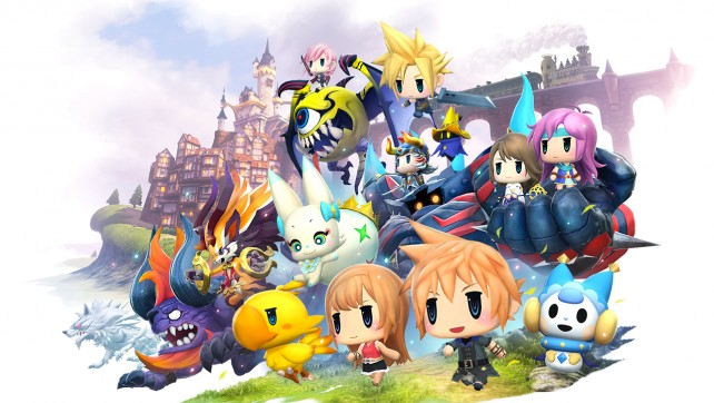Mira como luce Tidus en el nuevo video de World of Final Fantasy